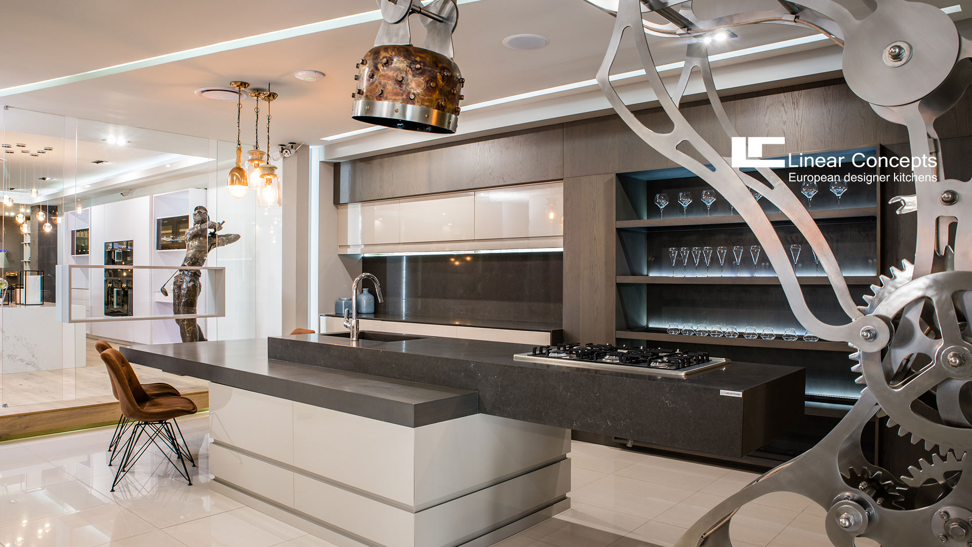 The Kitchen Furniture Company About Linear Concepts European Designer Kitchens South