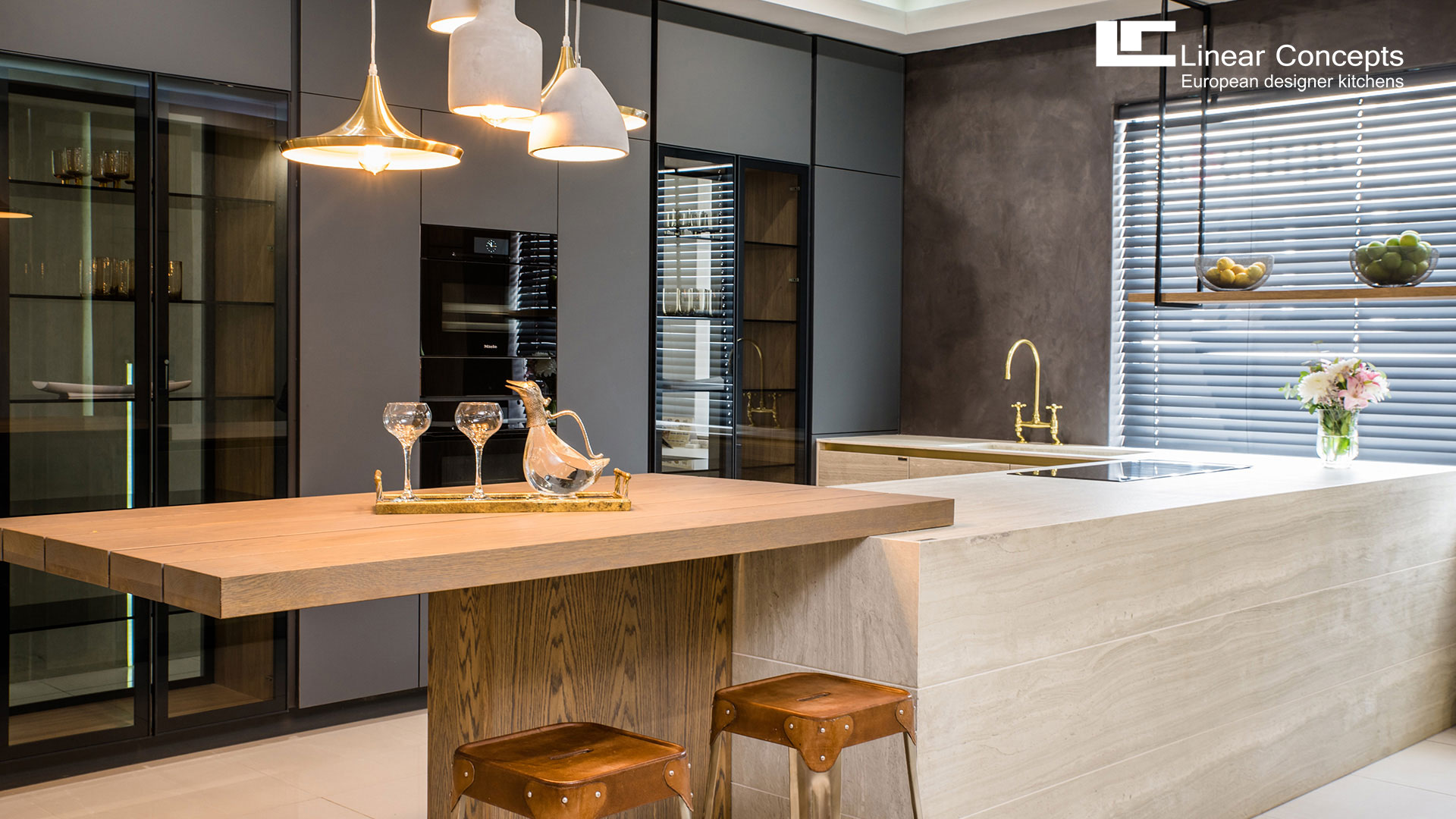 Linear Concepts | European Designer Kitchens | South Africa