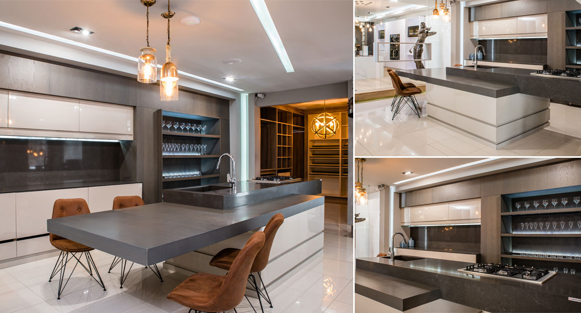 Peachy Futuristic Kitchen Design Trends We Love This Season Home Interior And Landscaping Thycampuscom